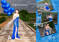 Paige card blue capitols